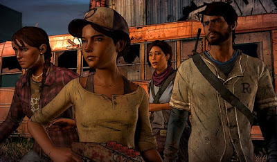 Download The Walking Dead: Season Three Mod + Dat ALL Unlocked