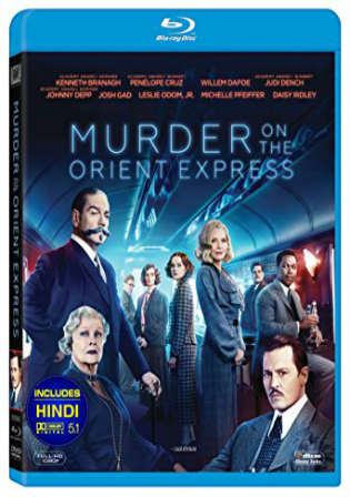 Murder On The Orient Express 2017 BRRip 1Gb English 720p ESub