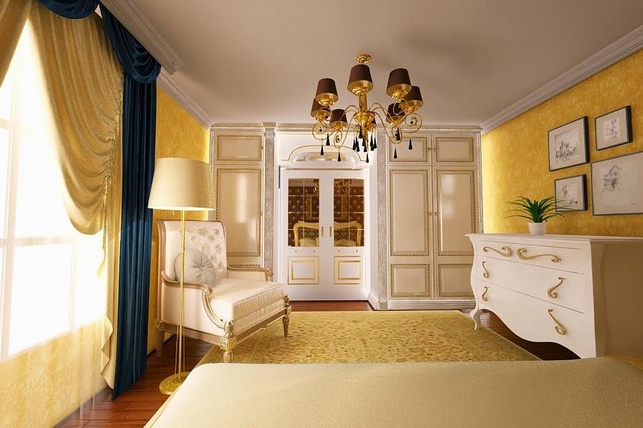Design interior case clasice cu mansarda - Portofoliu design interior case de lux
