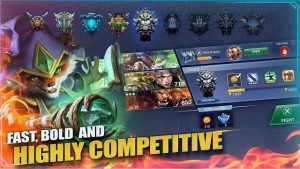 Download Champions Destiny Mod Apk + Data Terbaru 2018