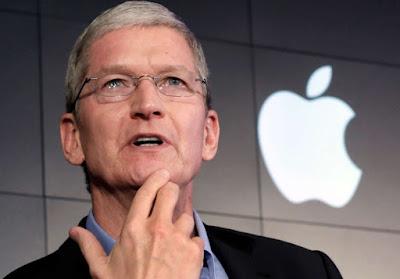 Bonus Tahunan Bos Apple dari Tahun ke Tahun