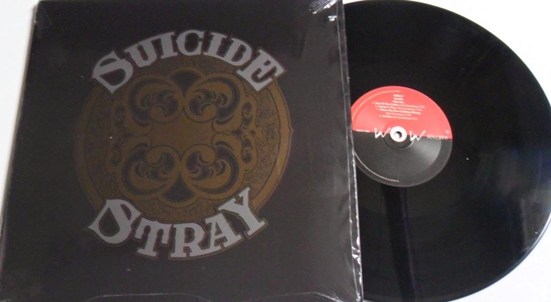 Stray - Suicide (1971, uk stupendous hard/psychedelic blues-rock