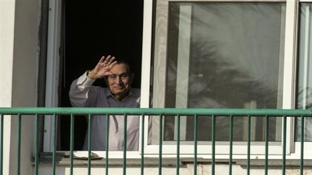 Egypt court orders corruption probe into ousted president Hosni Mubarak