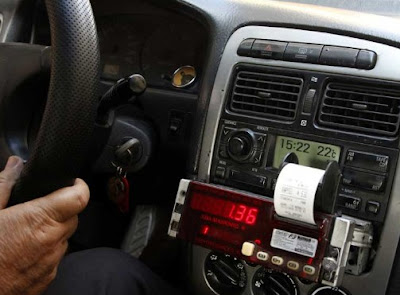 Συνελήφθησαν 31 οδηγοί ταξί