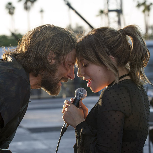 Official Lady Gaga & Bradley Cooper's ''A Star Is Born'' Poster Revealed
