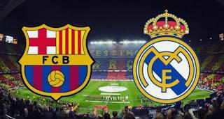 Prediksi Barcelona vs Real Madrid - El Clasico La Liga 6 Mei 2018