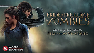 pride and prejudice and zombies soundtracks