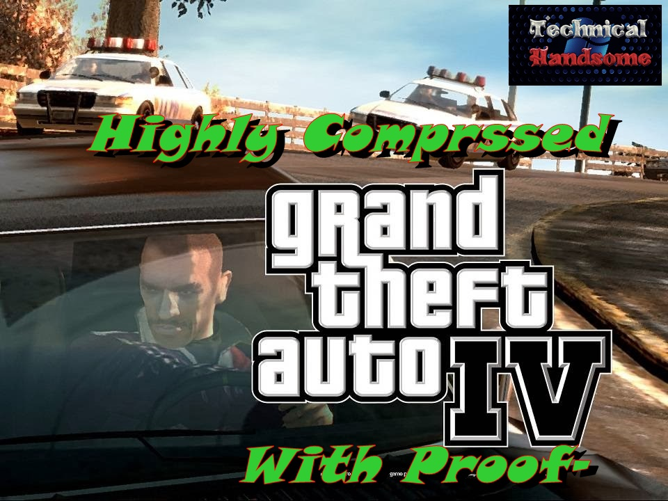 gta 4 free download full version for pc compressed