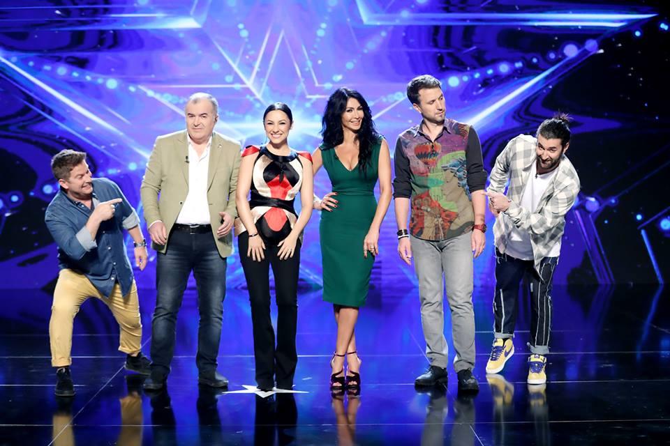 Romanii au Talent Sezonul 8 ep 1