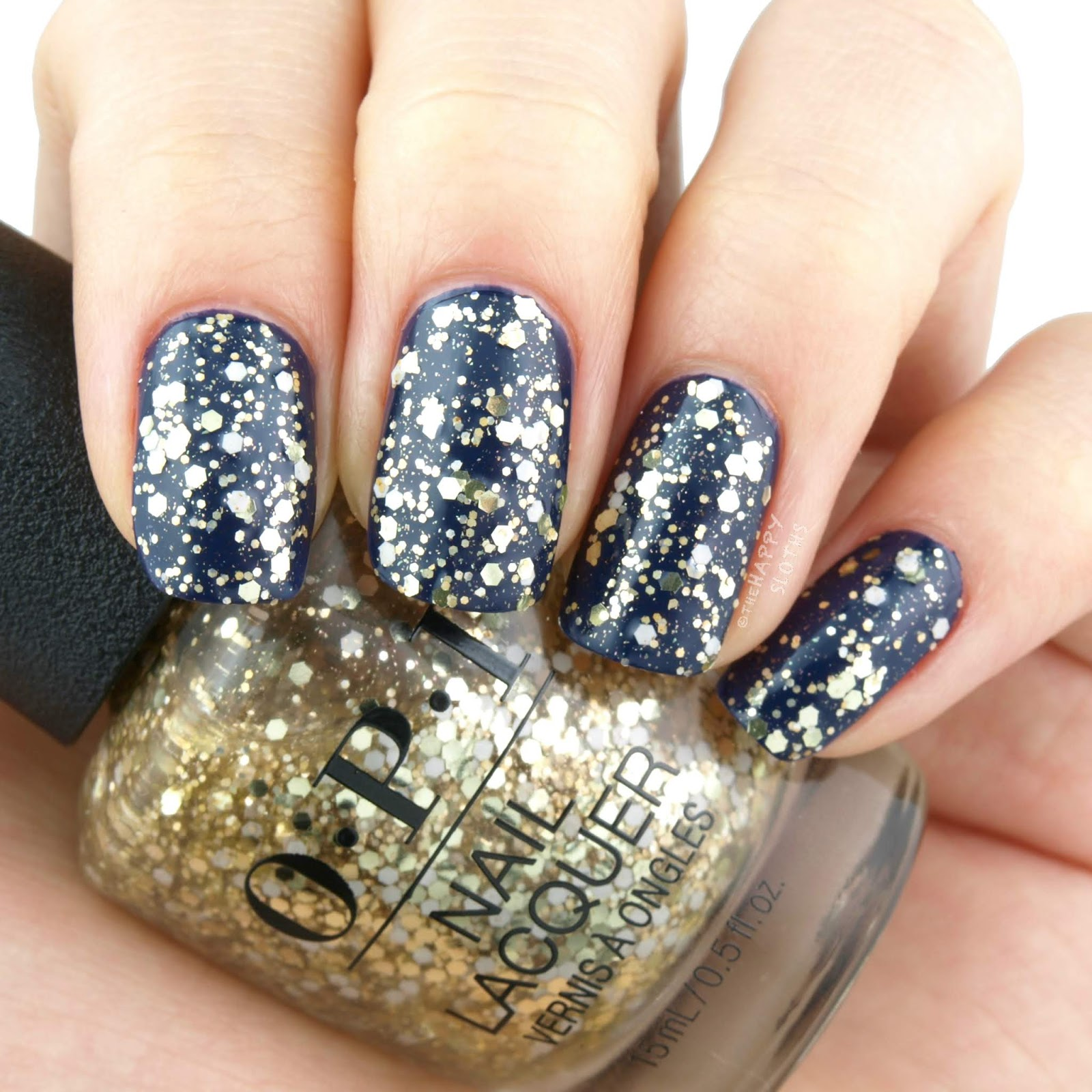 OPI   Holiday 2018 Nutcracker Collection   Gold Key to the Kingdom: Review and Swatches