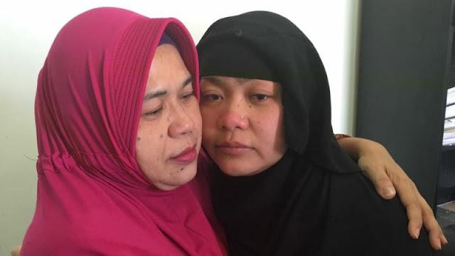 TKI Tuti Tursilawati Video Call dengan Ibu Sebelum Dieksekusi Mati di Saudi