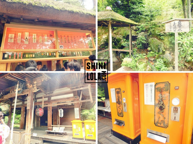 "Kiyomizudera (清水寺, literally ""Pure Water Temple"")"