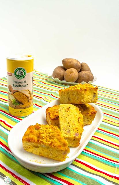 Kartoffel Resteverwertung Kartoffelkuchen
