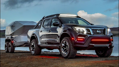 Nissan 2019 Navara Dark Sky Concept review, Specs, Price