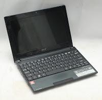 Jual Netbook Bekas Acer Aspireone 522