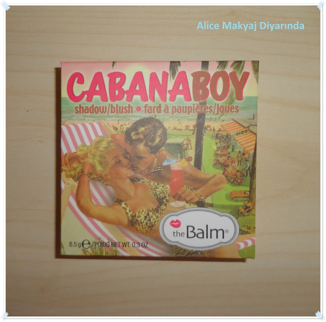 The Balm Cabana Boy Allık