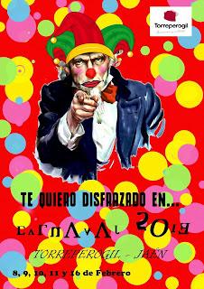 Carnaval de Torreperogil 2013 - Jesús Talavera Campos