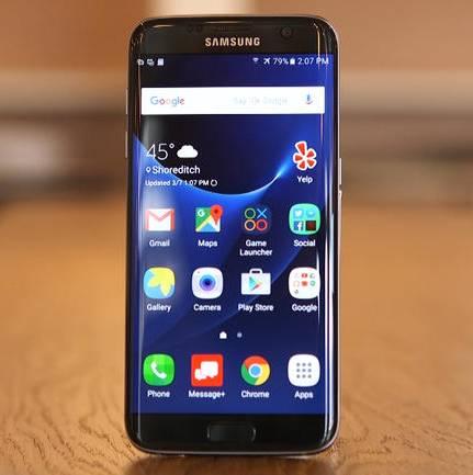 Galaxy S7 Edge é o melhor smartphone Android já lançado