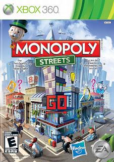 Monopoly Streets (XBOX 360) 2010