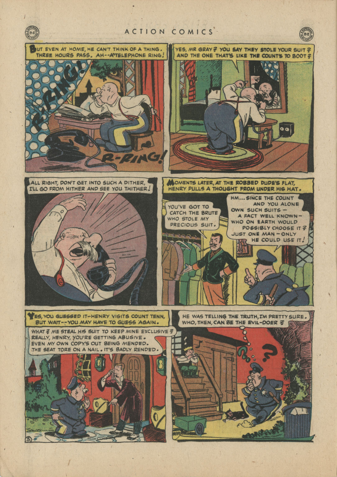 Read online Action Comics (1938) comic -  Issue #83 - 18