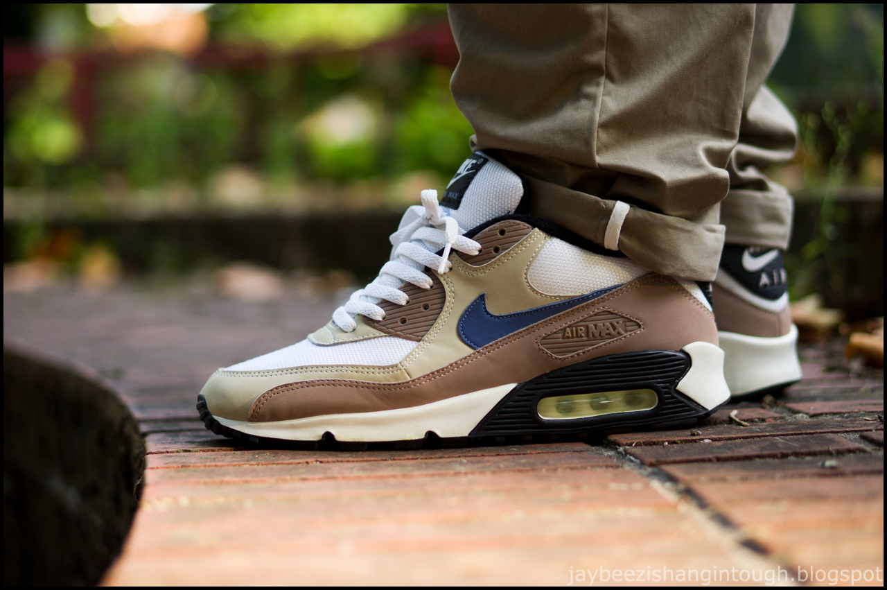 The 2014 Nike Air Max 90 Escape On Feet
