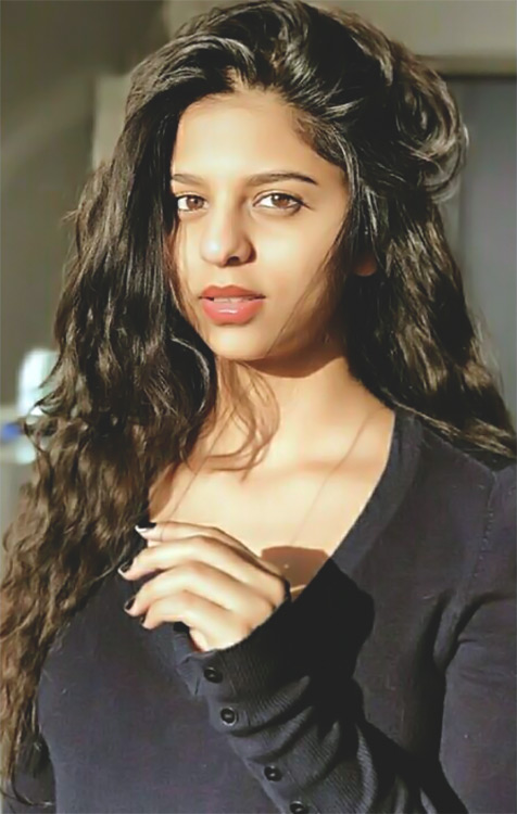 Suhana Khan stuns in latest photo shoot 2018