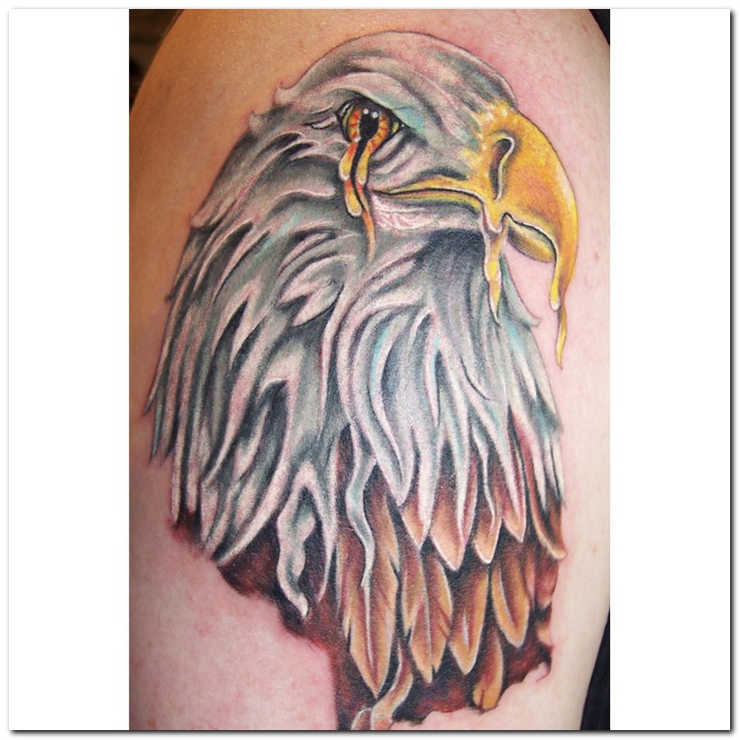 eagle tattoo designs pictures 04