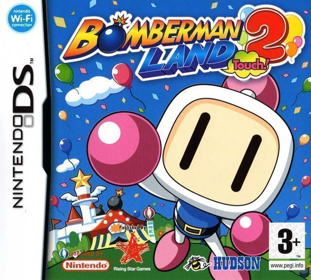 ROMs - Bomberman Land Touch! 2  - NDS Download