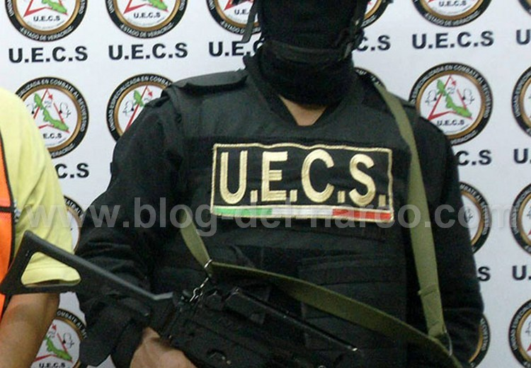 """La UECS el grupo que tiene """"capacidad frenar el avance"""" La Familia Michoacana, Los Rojos y Guerreros Unidos"""