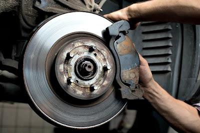 Orlando brake repairs