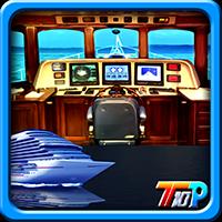 Top10NewGames - Barge Home Escape
