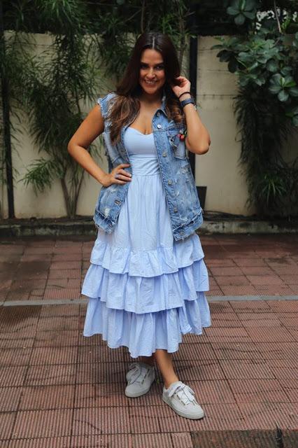 Actress Neha Dhupia Latest Photos 2017