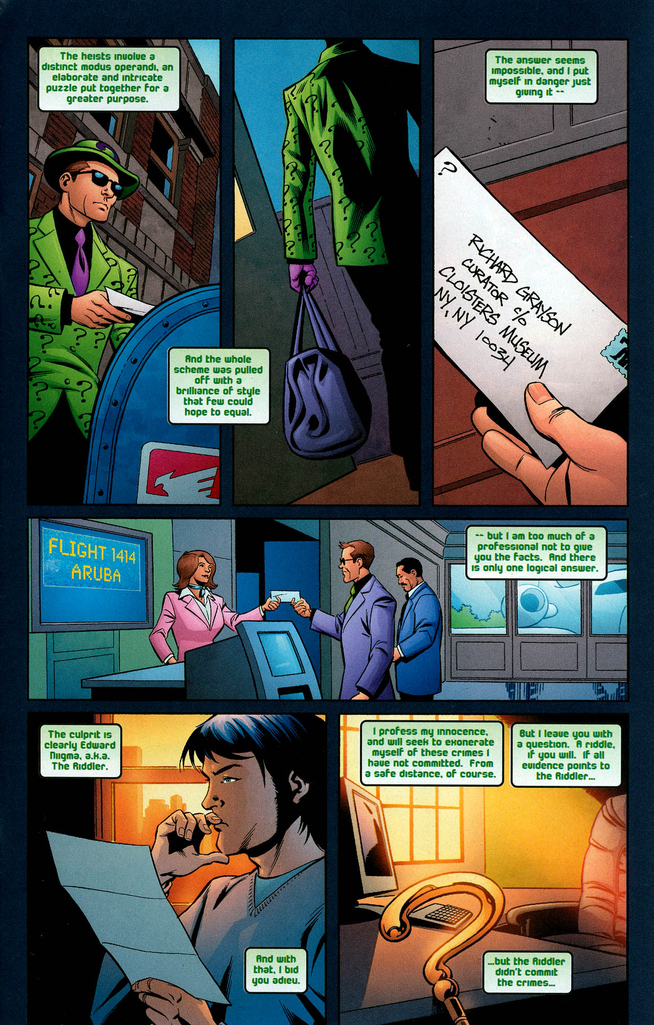 Read online Trinity (2008) comic -  Issue #12 - 31