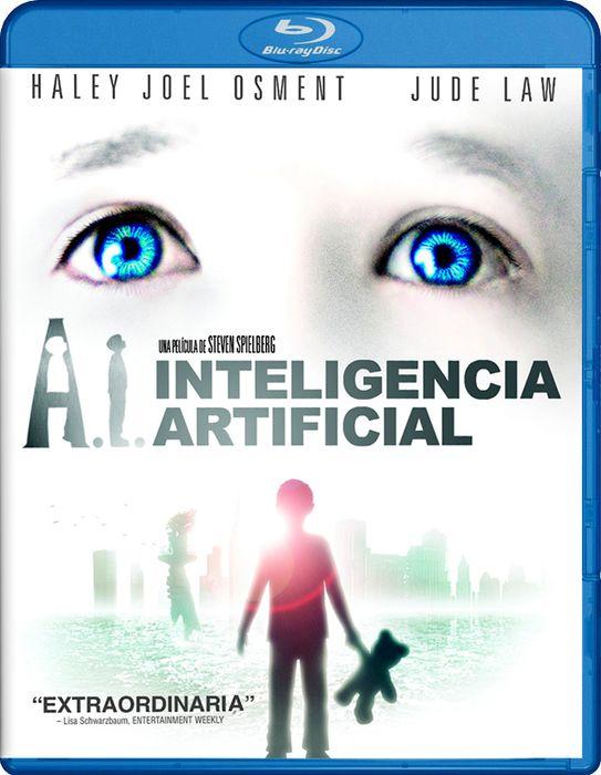 A.I. Artificial Intelligence 2001 BRRip 480p 400mb ESub