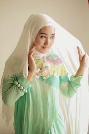 Ikuti Tutorial Instan Hijab Terbaru Dian Pelangi
