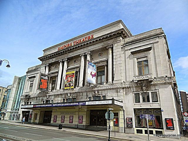 Empire Theater, Liverpool