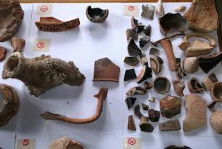 Μεγάλος αριθμός αρχαίων αντικειμένων εντοπίσθηκε στην Κασσάνδρα Χαλκιδικής