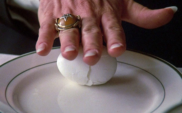 ANGEL HEART verändert deinen Blick auf hart gekochte Eier. Quelle: Lionsgate Blu-ray