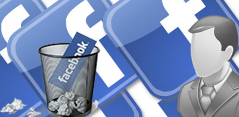 how to deactivate facebook account for some time