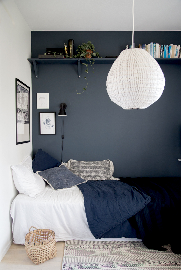 my scandinavian home: Small Space Make-over: A Teen Boy's ... on Teenage Bedroom Ideas Boy Small Room  id=61214