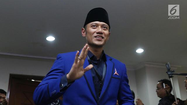 AHY Masuk Timses Prabowo Sandiaga, Ini Jabatan Yang Akan Diemban