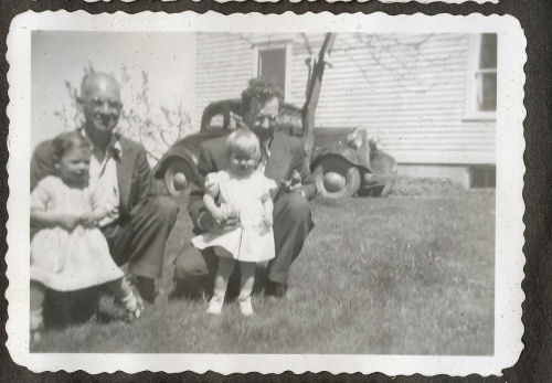 cousins and fathers 1950