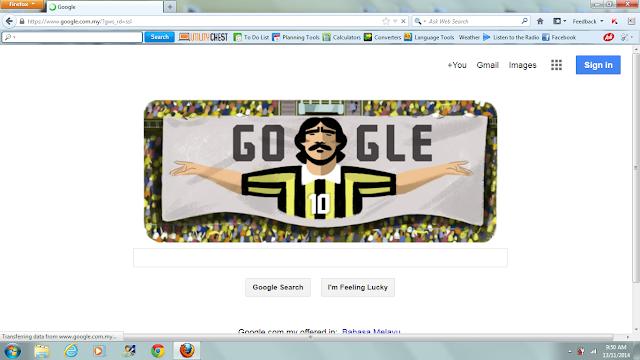 Hari ini Google mengucapkan selamat hari lahir .