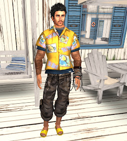 Fashion Freebies For Men Beach Looks Of The Day 2011 07 28
