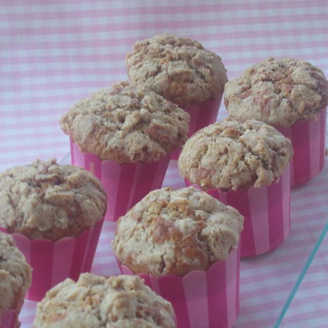 muffins.-de-manzana, apple-muffins, streusel