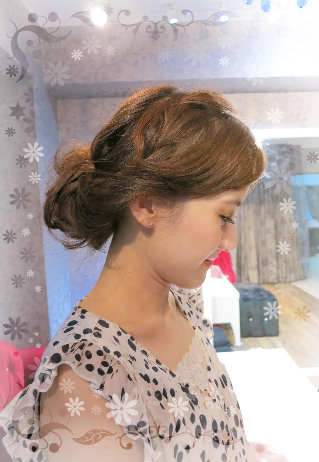 韓式髮髻綁法|- 韓式髮髻綁法| - 快熱資訊 - 走進時代