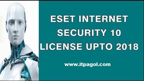 free download license key for eset smart security 10