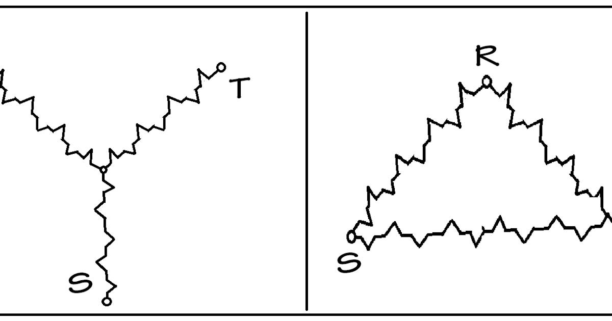 Cara Kerja Wiring Diagram Star Delta