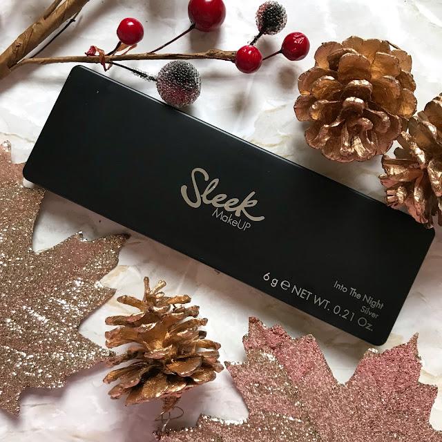 Sleek Makeup i-Lust Silver Eyeshadow Palette
