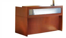 Cherry Reception Desk